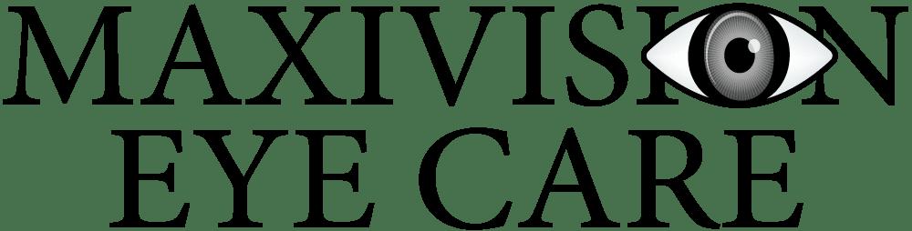 Maxivision Logo Grey